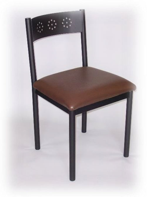 Chair Solid Back